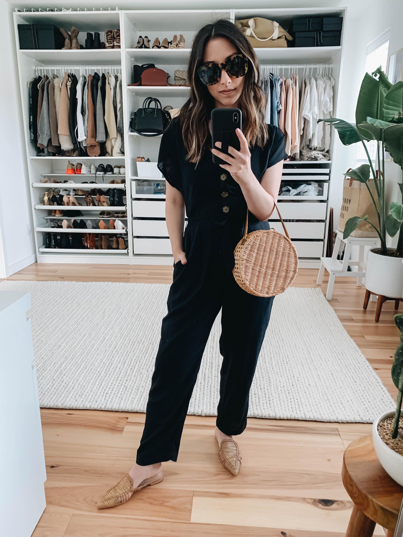 Abercrombie & Fitch cotton jumpsuit
