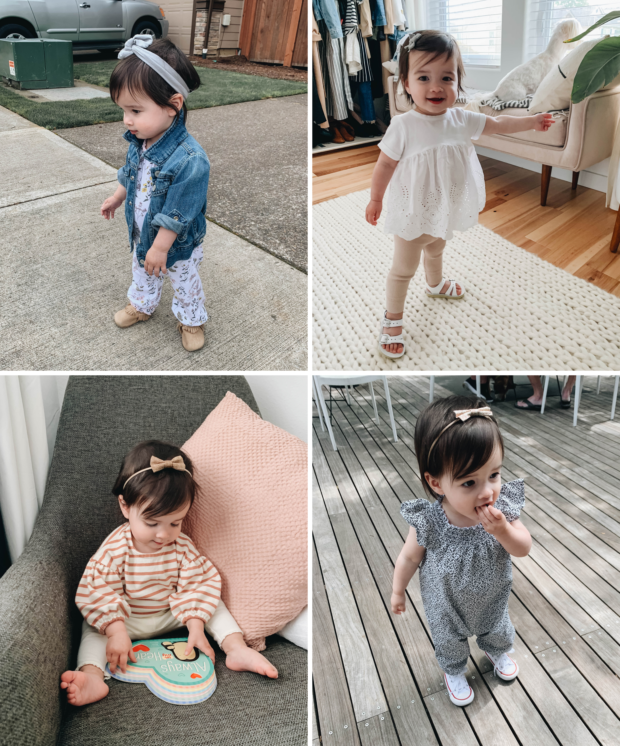 976a6fe9c9c4 Harper's Recent Outfits - Crystalin Marie