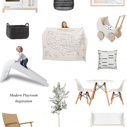 modern playroom inspiration