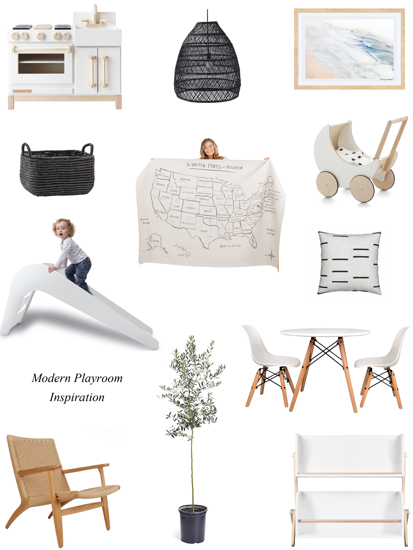 modern playroom inspiration
