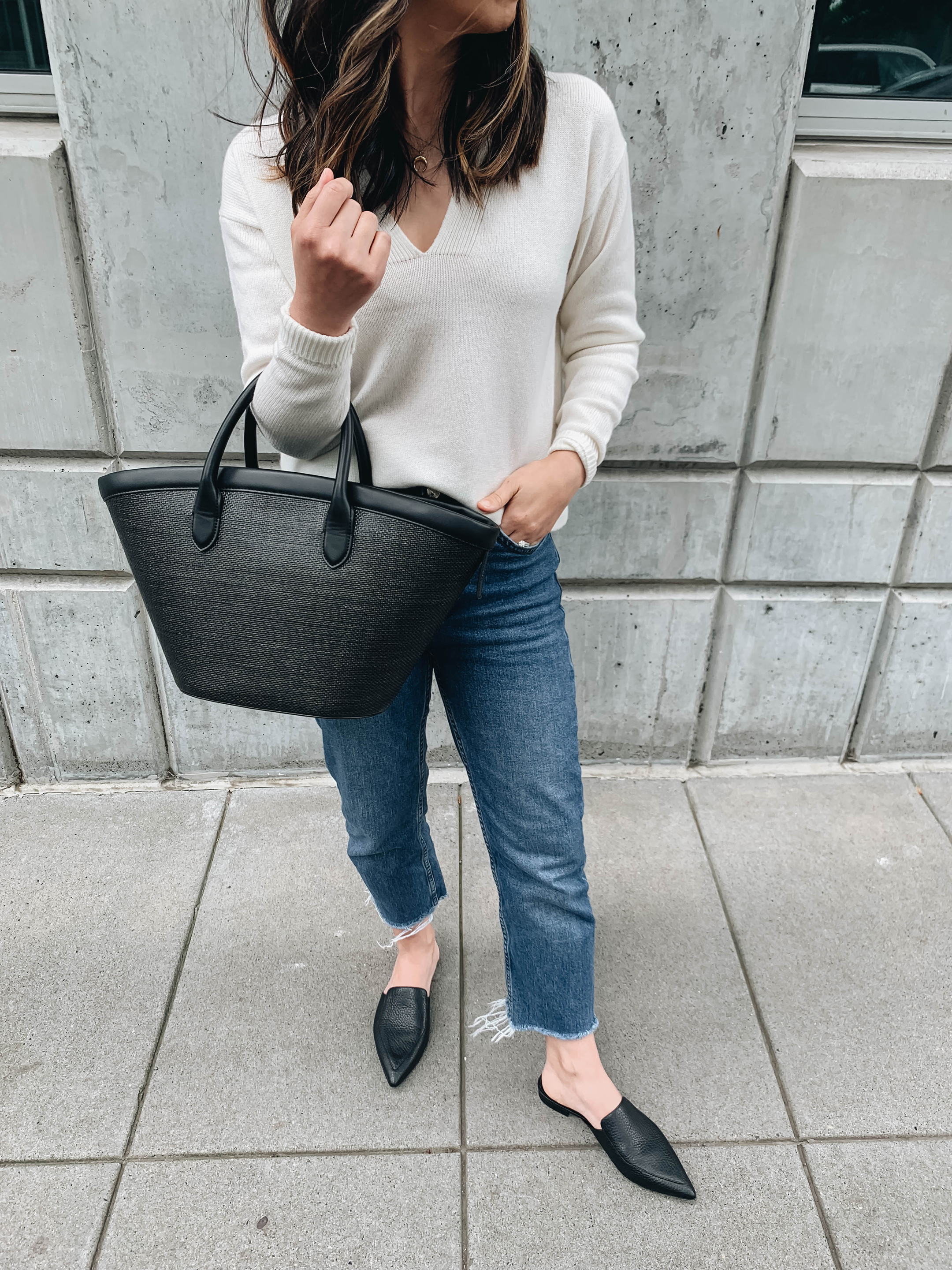 Everlane cashmere sweater