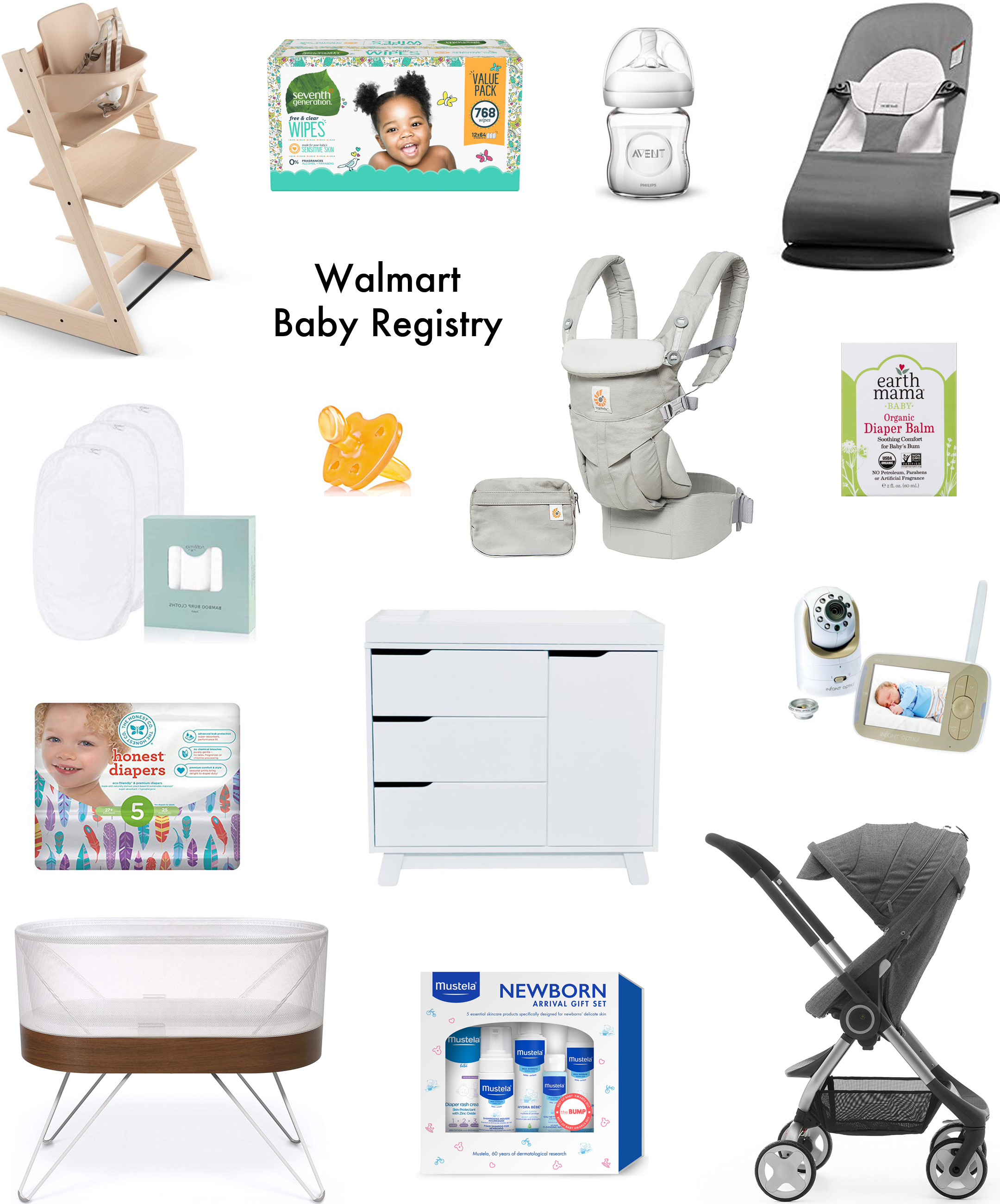 The Newest Baby Registry You Must Try - Crystalin Marie