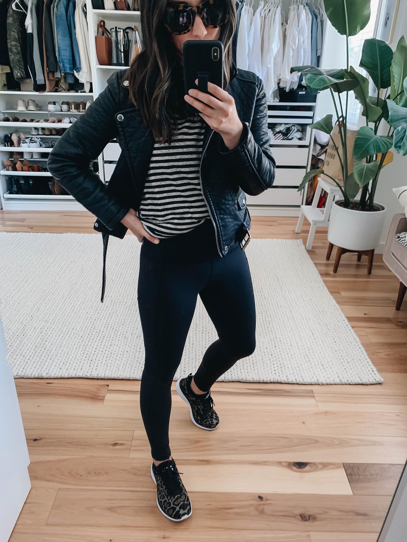 zella 7/8 leggings