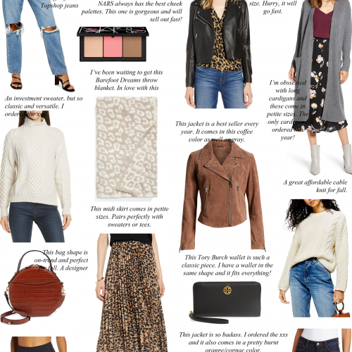 Nordstrom Anniversary Sale Top Purchases
