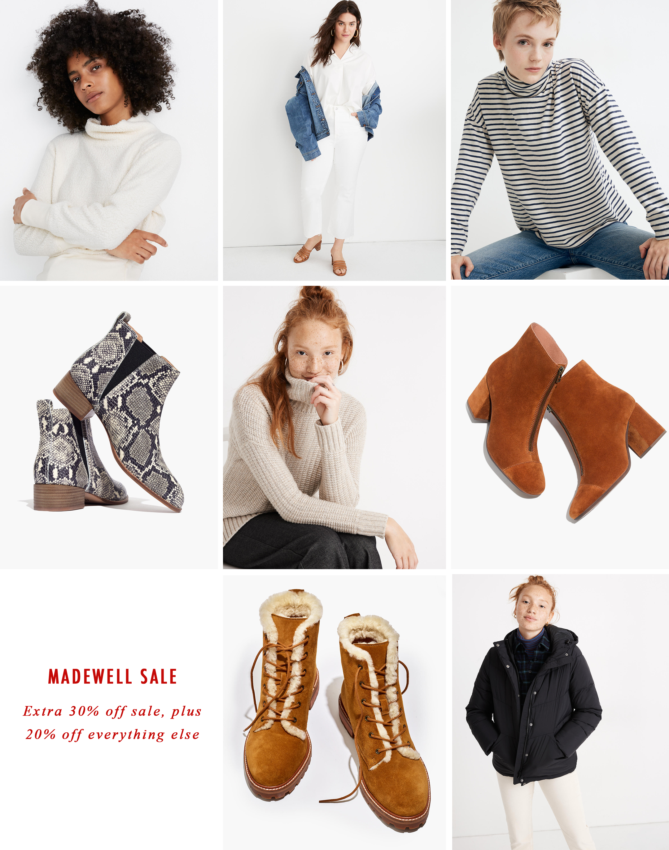 Madewell sale