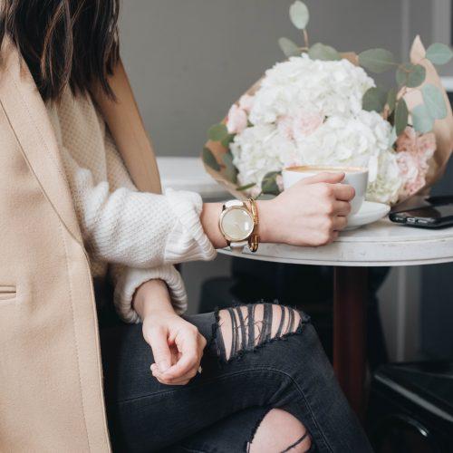 Garmin Vivomove watch