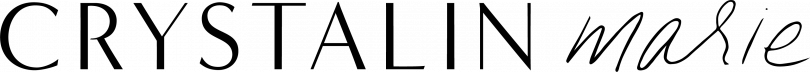 Crystalin Marie Main Logo